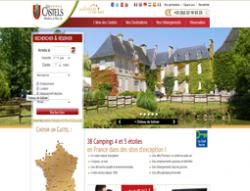 Les meilleurs codes promo Les Castels en Mai 2017