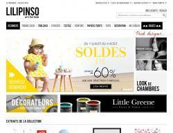 Codes Promo Lilipinso