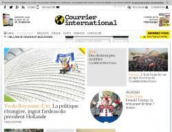 Codes Promo Courrier International
